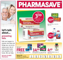 Pharmasave Flyer